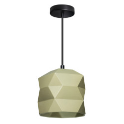 Hanglamp TRIGAMI groen by...