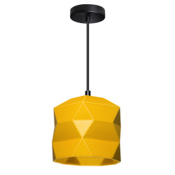 Hanglamp TRIGAMI geel by...