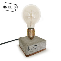 Jim Beton Tafellamp Small