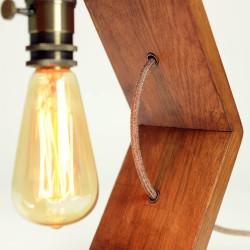 Vintshop hexagon lamp