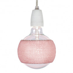 Lamp Sleeve Vintage Pink -...