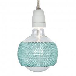 Lamp Sleeve Vintage Blue -...