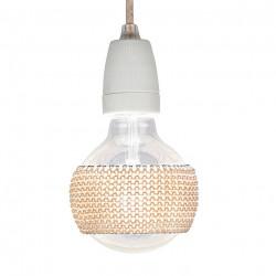 Lamp Sleeve Latte Brown -...