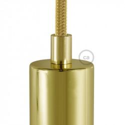 Messing afwerking metalen design trekontlaster met schroefdraaf, moer en ringetje
