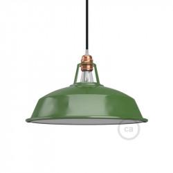 Harbour hanglamp klassiek groen - 30 cm