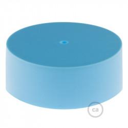 Siliconen plafondkap lichtblauw