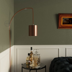 Archet (To), transparante muursteun voor hanglampen