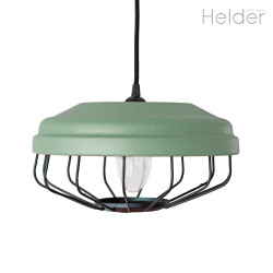 Helder Re-design - Hanglamp Retro aquamarine
