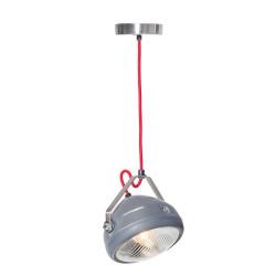 Grijze hanglamp van Het...