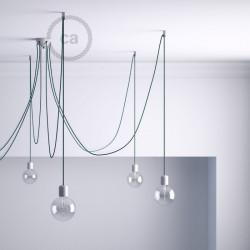 Transparante design plafond snoerbevestiging voor strijkijzersnoer
