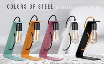 Colors of Steel by Helder - Dutch design